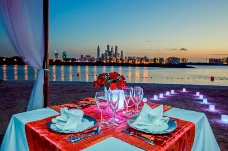 Celebrate Your Valentine's Day in Dubai